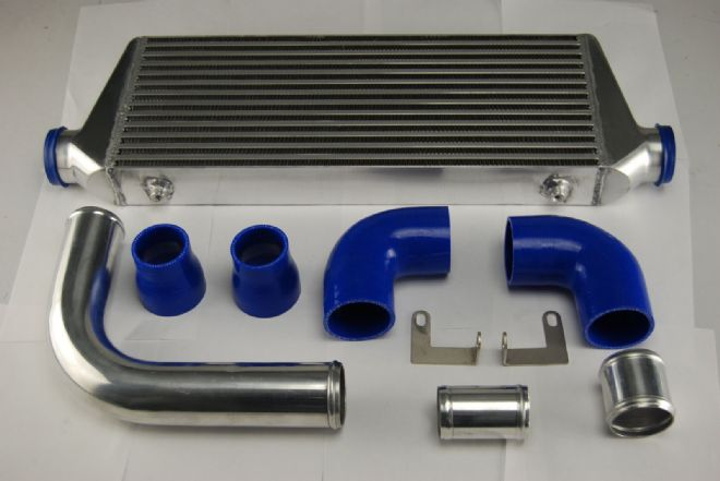 FMIC FRONT MOUNT INTERCOOLER KIT FOR FORD FOCUS ST 2.5 ST225 2005-2008 £142.99